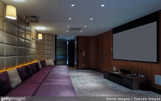 Construire Une Salle Home Cinema Chez Soi